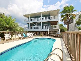 Ocean View 4 Bed/5 Bath Home, Fenced Pool & Yard, Spacious*05/21/16 $2800/wk, Cape San Blas