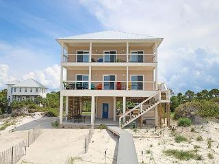 Beachfront N Cape 5 Bed/3.5 Bath Home, Open Living, Sunsets*05/21/16 $4600/wk, Port Saint Joe