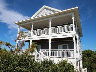 Gulf & Bay Views Home, Private Beach Boardwalk, Spacious**05/22/16 $3500/wk, Cape San Blas