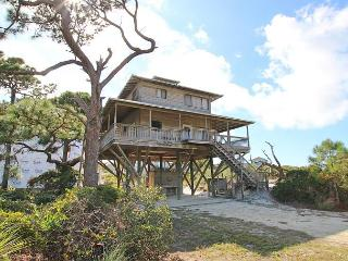 2 BR/3 bath/Loft, 1st tier home, beach access/Gulf views*05/22/16 $2250/wk, Cape San Blas