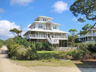 1st Tier 5 BR / 5 BA Home, Pool, Loft with Gulf Views**05/22/16 $4600/wk, Cape San Blas