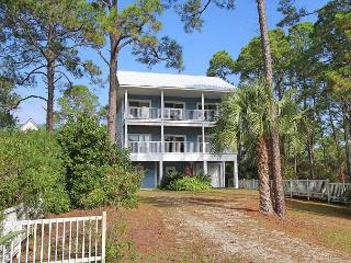 Beautiful Gulf views, 1st Tier, Elevator, 4 BR, 4 Bath*05/22/16 $2810/wk, Cape San Blas