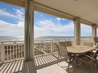 Gulf front, 5 BR/5.5 Bath,Elevator,2 Kitchens/2 Living area*05/22/16 $4250/wk, Port Saint Joe
