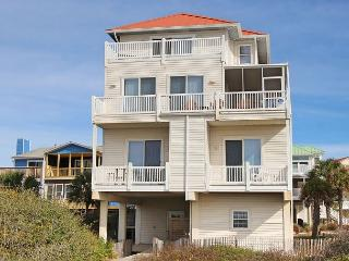 Beachfront, elevator, 4 BR, 3.5 Bath, Sleeps 16 05/22/16 $4830/wk, Cape San Blas