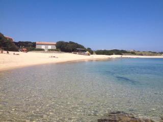 casa sulla spiaggia, Capo Testa
