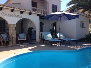 Casa Christina Cala Millor mit Pool, Son Servera