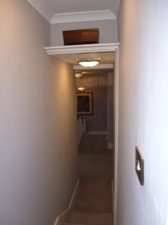 Top floor corridor