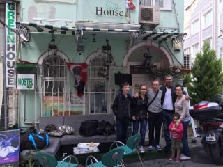 istanbul city istanbul Green house Hostel