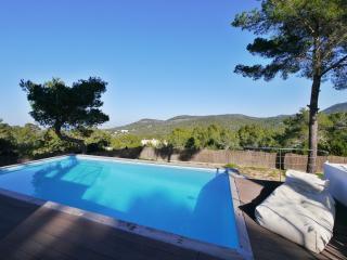 Neues Ferienhaus in der Cala Vadella, Sant Josep de Sa Talaia