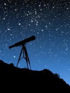 stargazing telescope available
