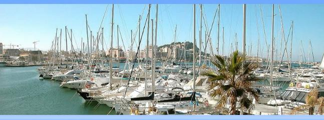 The new marina in Denia has shops and great restaurants.