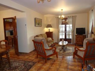 Seating area in lounge Villa Perigord