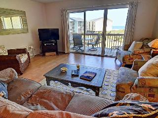 Surf Condo 223 - SUMMER SAVINGS! UP TO $100 off!! Ocean View w/ Pool & Beach Acc