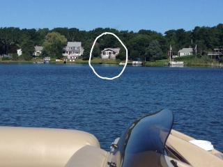 Waterfront Cape home on Bass River mins to beaches