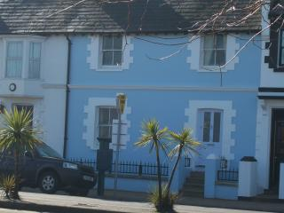 Old Coastguard Cottage on Esplanade, Ryde