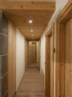 Chalet Alfonz | Hallway