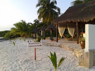 Villas Hinaha, playa privada, Villa 1., Isla Mujeres