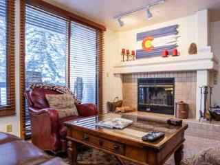 Townsend Place Condo, Walk to Beaver Creek Village, Ski In/Ski Out, YR Hot Tub