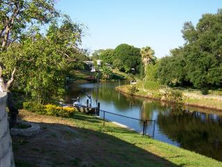Sarasota River House Paradise. Free kayaks, bikes, fishing, hot tub and more.