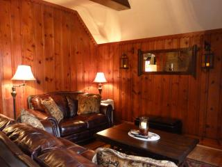 Cabin Rental In The Majestic Laurel Highlands - Seven Springs / Hidden Valley, Somerset