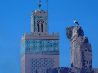 Riad Ayad - un vrai petit palais à Marrakech .....