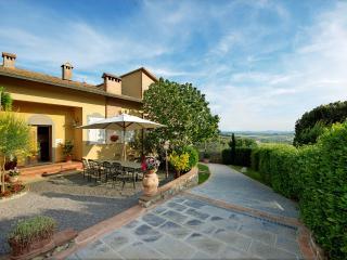 Villa Ginestra-Montaione, Tuscany | Sleeps 8