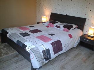 Confortable chalet rénové à Treignac