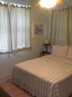 Guest Bedroom with Queen Bed