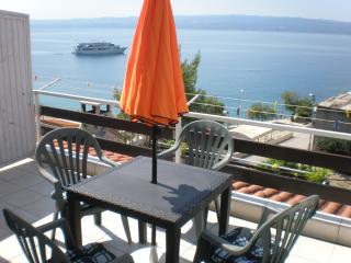 Apt Ivanisevic 2 balcony sea view, Podstrana