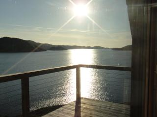 Sunset View Lodge at Kylesku Lodges