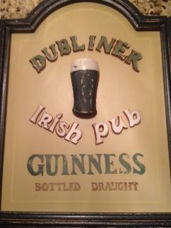 The Dubliner PUB-Slainte!