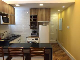 Design apartment in Alto Leblon, Rio de Janeiro
