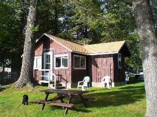 Lakeside Cabin on Lake Thompson at Breezy Point Resort