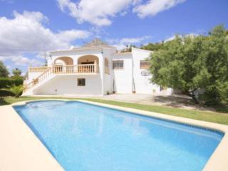 3 bedroom Villa in Xàbia, Valencia, Spain : ref 5505743
