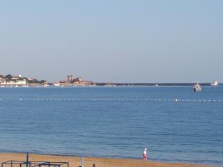 bord de plage,haut gamme, calme,proche commerces