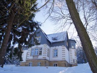 Grosszugige Villa in Altenberg, direkt am Skihang