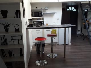 Les Clercs T1 Bis - Studio avec une mezzanine, Bourg-les-Valence