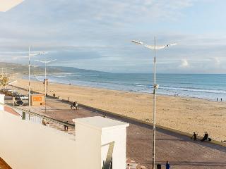 Apartamento a pie de playa, vistas a la playa, Barbate
