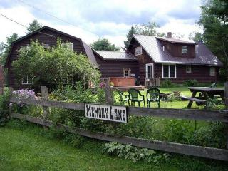 Memory Lane Vacations ~ Four seasons in Western ME, Andover