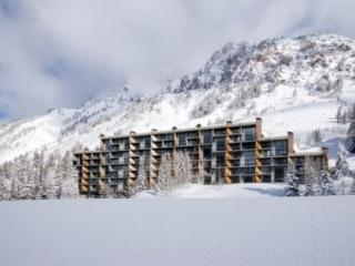 Studio at Iron Blosam Lodge Snowbird