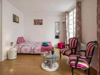 Casalionelparis : Charming and Quiet flat in the heart of Paris