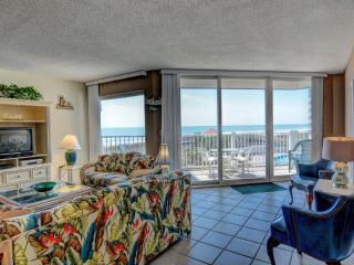 St. Regis 3106 Oceanfront! | Indoor Pool, Outdoor Pool, Hot Tub, Tennis Courts, Playground, North Topsail Beach