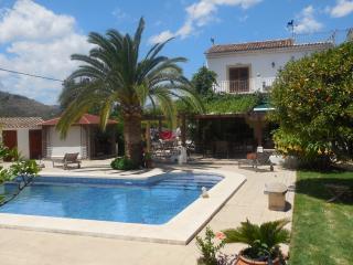 Holiday villa Denia