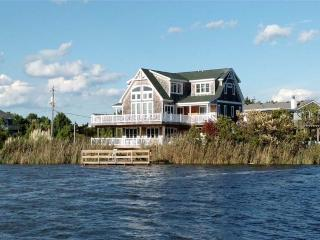 "WATERFRONT 10 B.R. MANSION, ""The Baybreeze"", Virginia Beach"