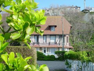 Villa   NORMANDE Face à la MER, Deauville