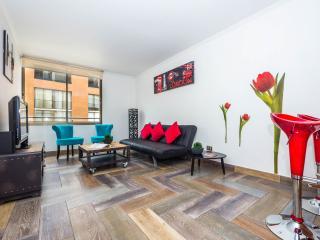 Modern 2 Bedroom Apartment Nestled in Lastarria, Santiago