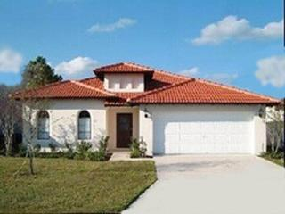 Front pic of your Spanish Villa, 4 br, 3 bath