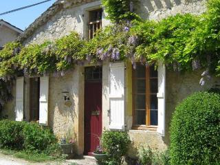 The bigger house, Le Tilleul, sleeps 8