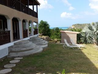 Beleza Pacifica located on Southern side Antigua..