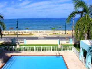 Enjoy summer all year, Ocean Front Mini Penthouse Huge Private Terrace.